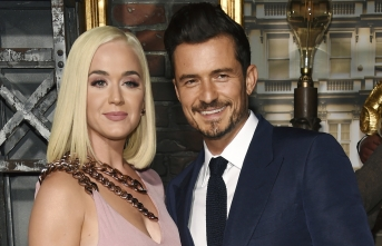 Katy Perry ve Orlando Bloom Çiftine Koronavirüs Engeli