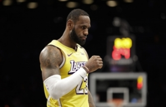 LeBron James'ten Kobe Bryant dövmesi