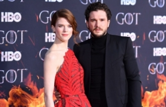 Game of Thrones'un Jon Snow'u Kit Harington Baba Oluyor!