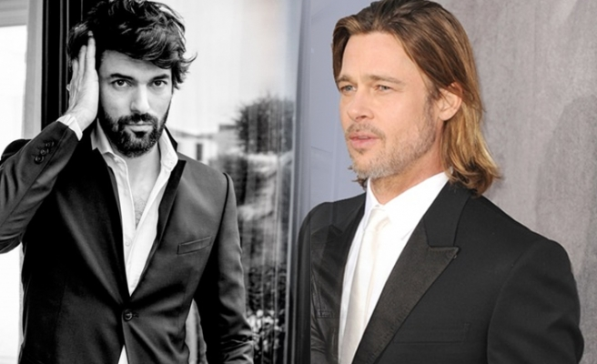 Güney Amerika'da Engin Akyürek in, Brad Pitt out
